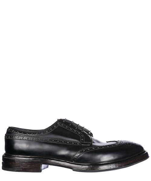Lace up shoes Premiata 30969 nero