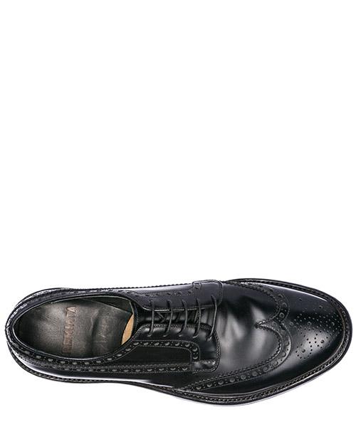 классические туфли на шнурках мужские кожаные boys derby secondary image