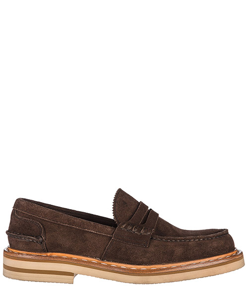Mocasines Premiata 31011 gianduia
