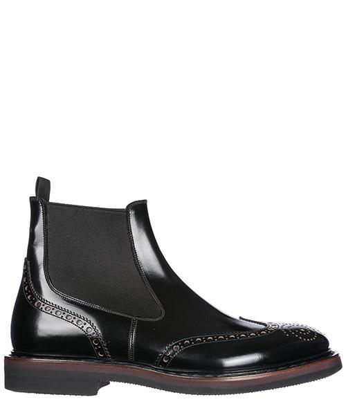 Ankle boots Premiata 31115 nero