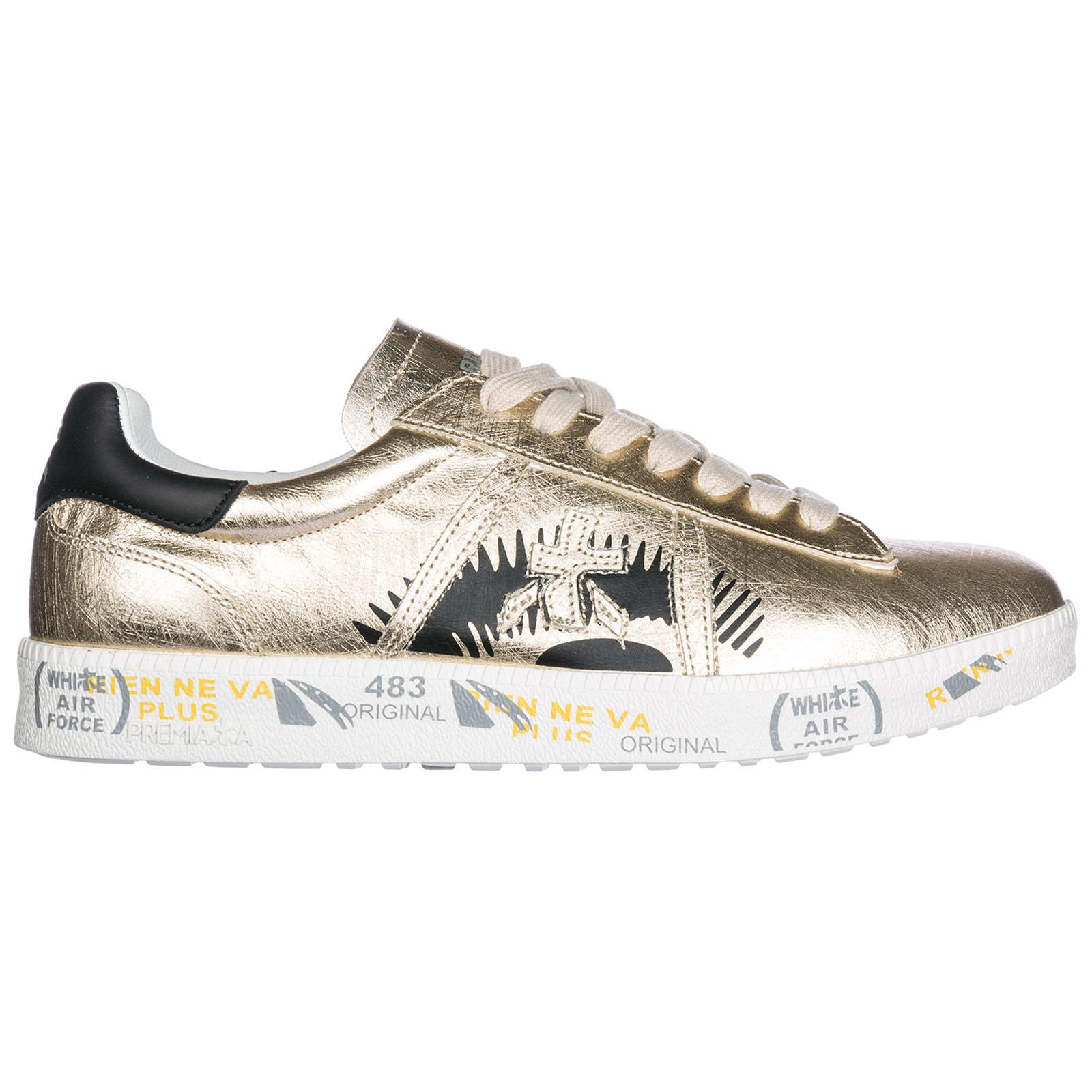 Sneakers Premiata ANDY-D 3083 oro  91624c7dc87