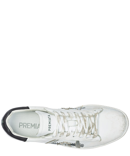 Chaussures baskets sneakers homme en cuir andy secondary image