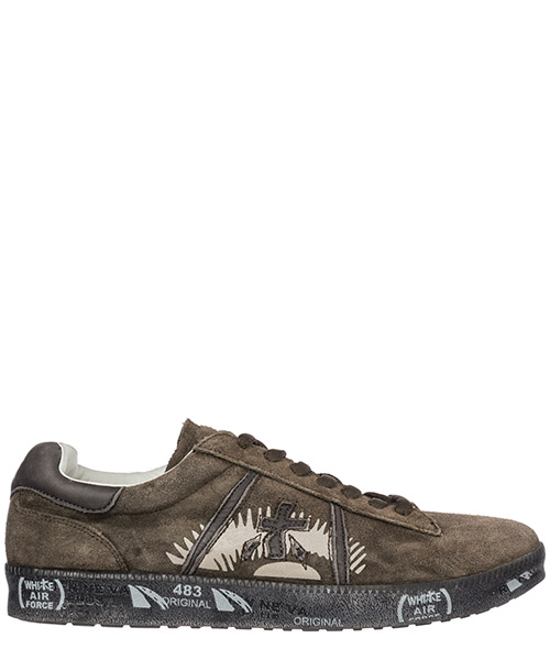 Sneakers Premiata Andy ANDY 3328 marrone