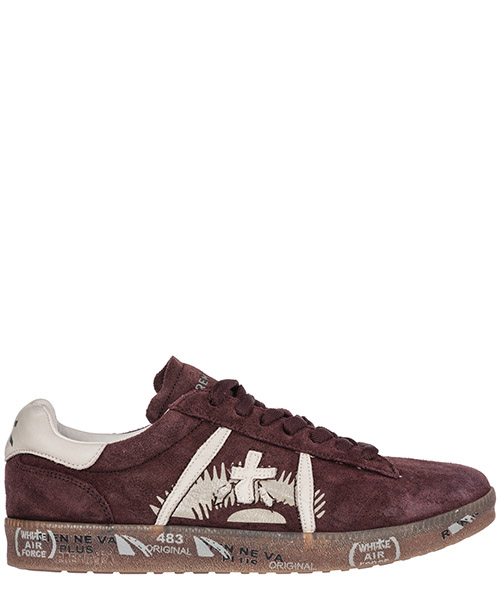 Sneakers Premiata andy andy 3404 bordeaux