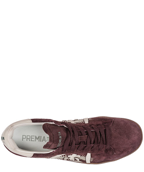 Chaussures baskets sneakers homme en daim andy secondary image