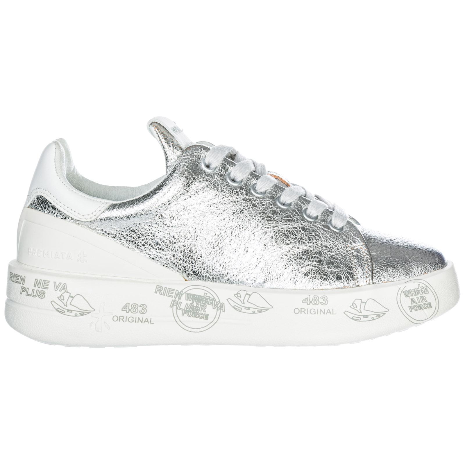 Sneakers Premiata Belle BELLE 3019 argento  371c0d1ea3f