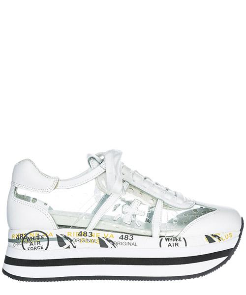 Клин-кроссовки Premiata Beth BETH2994 bianco