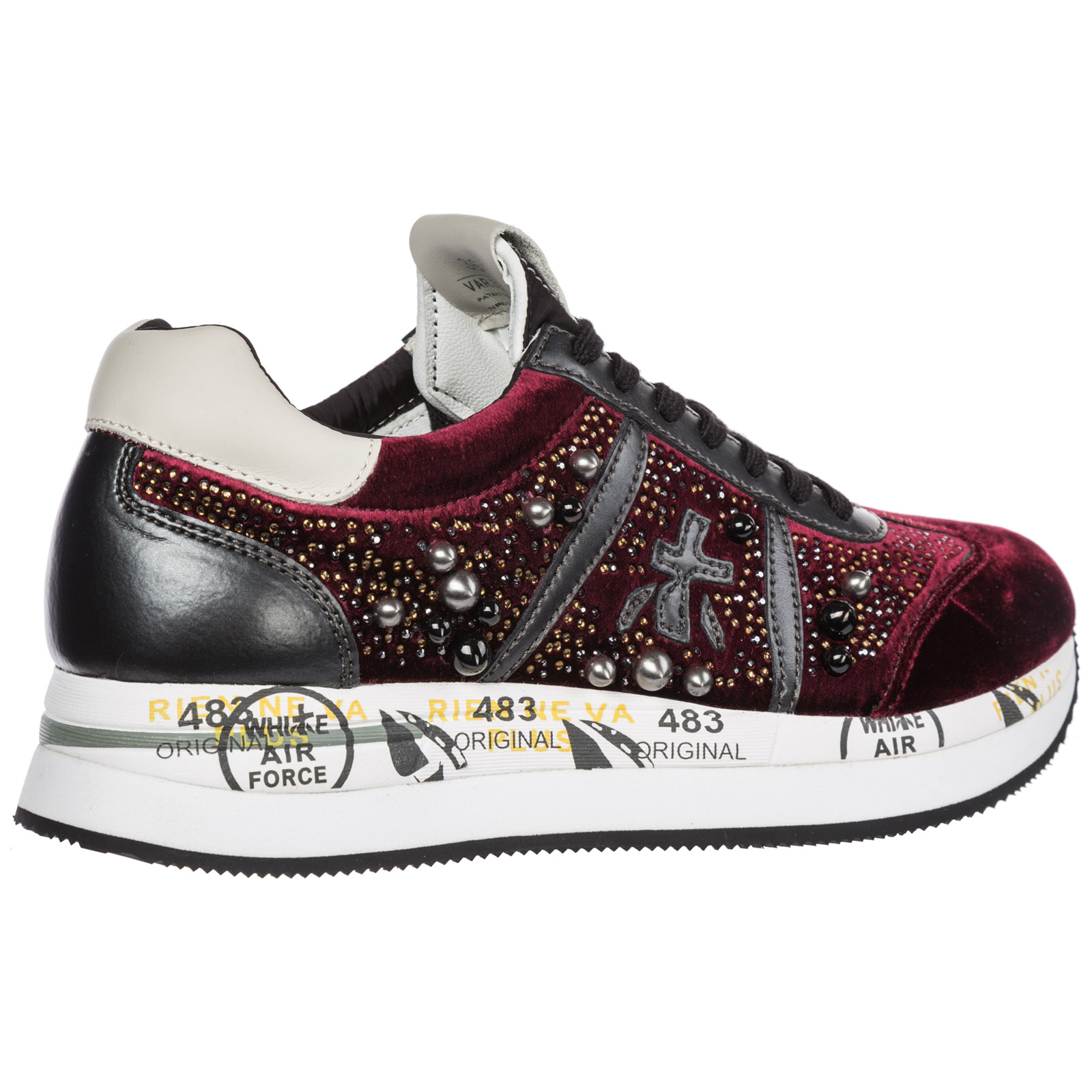 newest dbfc7 c8475 Scarpe sneakers donna conny