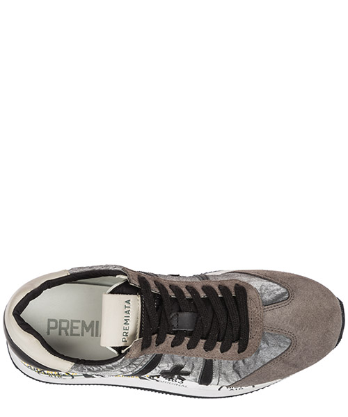 Scarpe sneakers donna in pelle conny secondary image