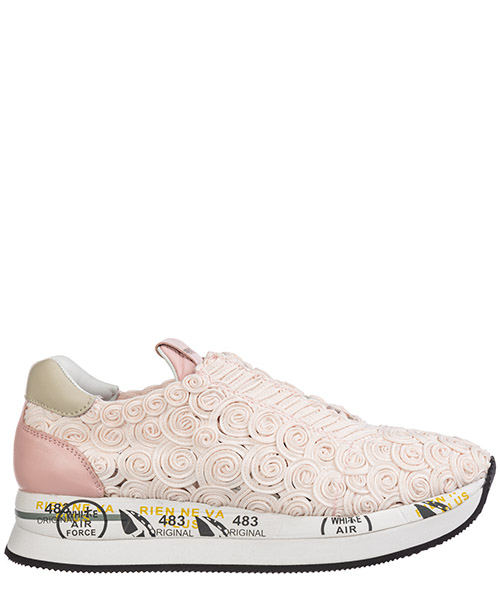 Zapatillas Premiata conny conny 3840 rosa