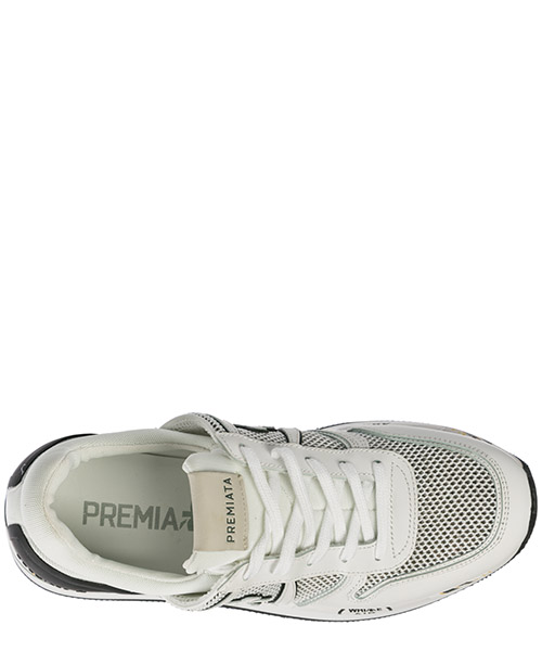 Scarpe sneakers donna in pelle liz secondary image