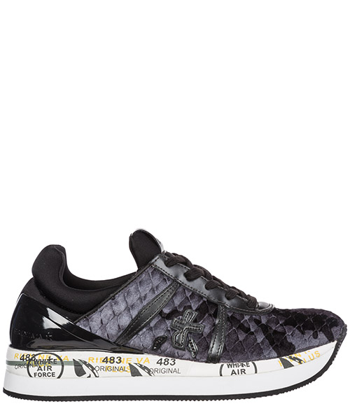 Sneakers Premiata Liz LIZ 3537 nero