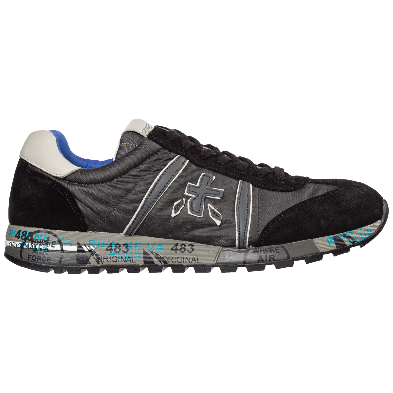 Premiata Sneakers MEN'S SHOES SUEDE TRAINERS SNEAKERS LUCY