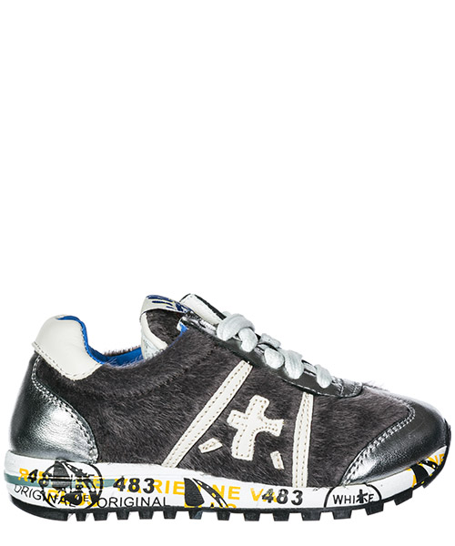 Sneakers Premiata LUCY0649 argento