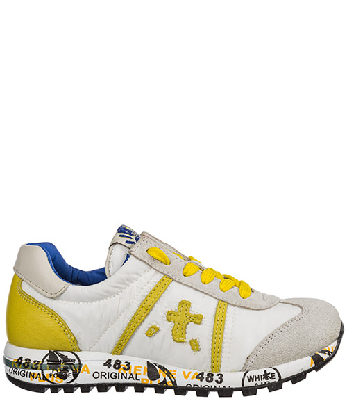 Sneakers Premiata lucy lucy 0770 bianco