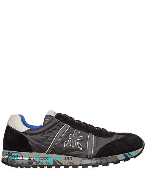 Sneakers Premiata lucy lucy var 4082 grigio