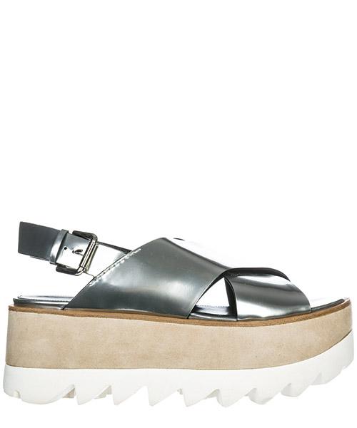 Sandals Premiata Toscano M4349 acciaio