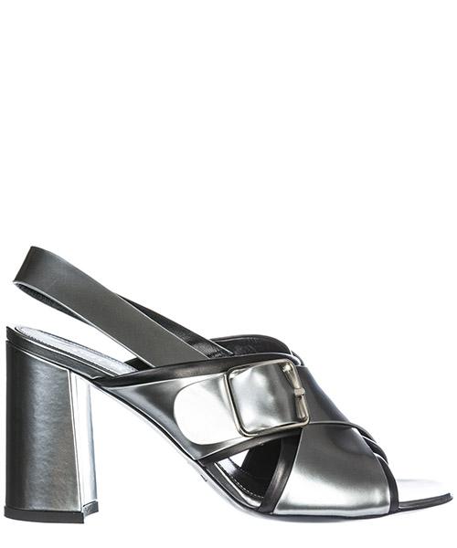 Sandales Premiata M4801 iron silver / vox black