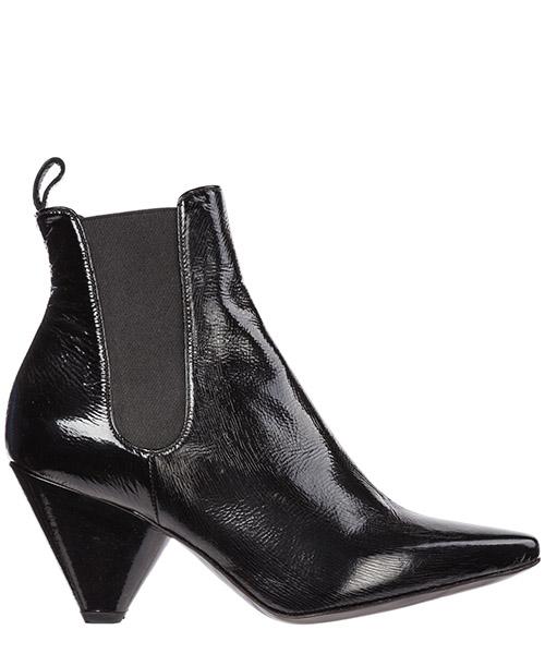 Heeled ankle boots Premiata M4925 nero