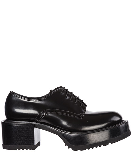 Derbies Premiata m5047 nero