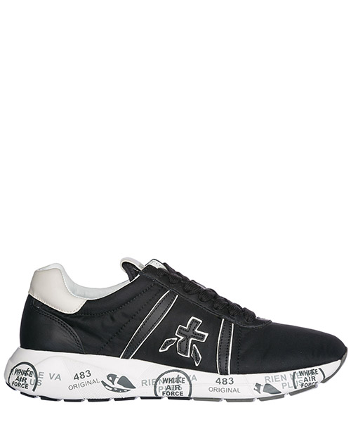 Sneakers Premiata MATTEW-D 3046 nero