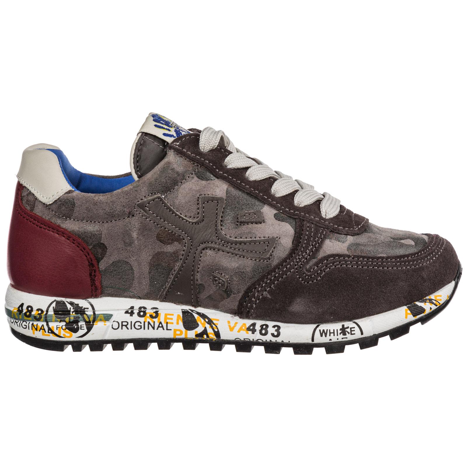Mick Premiata Sneakers 0910 Grigio Hbdcsqxtro 2H9EID