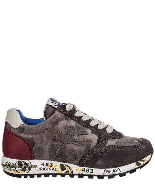 Sneakers Premiata mick mick 0910 grigio