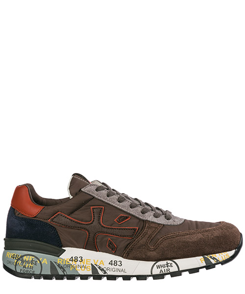 Sneakers Premiata Mick MICK 3255 marrone