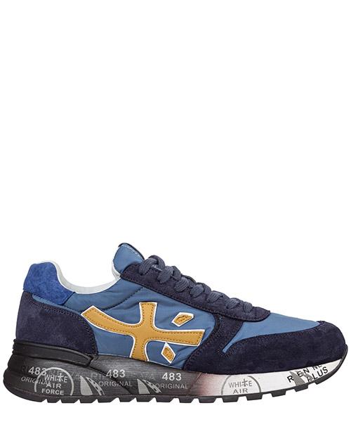 Sneakers Premiata mick mick var 4056 blu