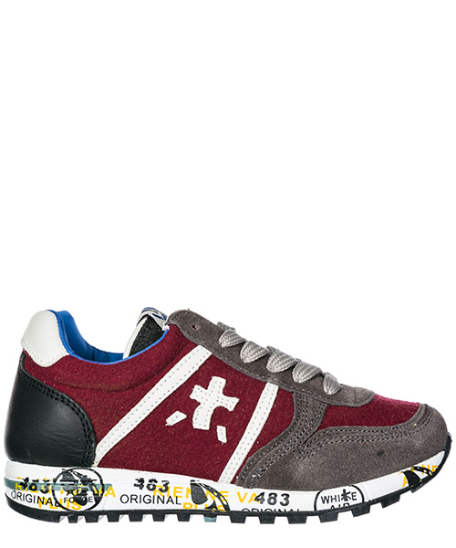 Sneakers Premiata SKY0623 bordeaux