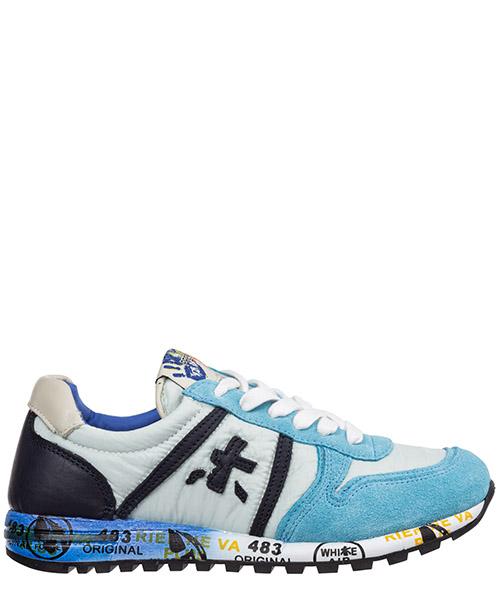 Sneakers Premiata sky sky 31107 azzurro / grigio / nero