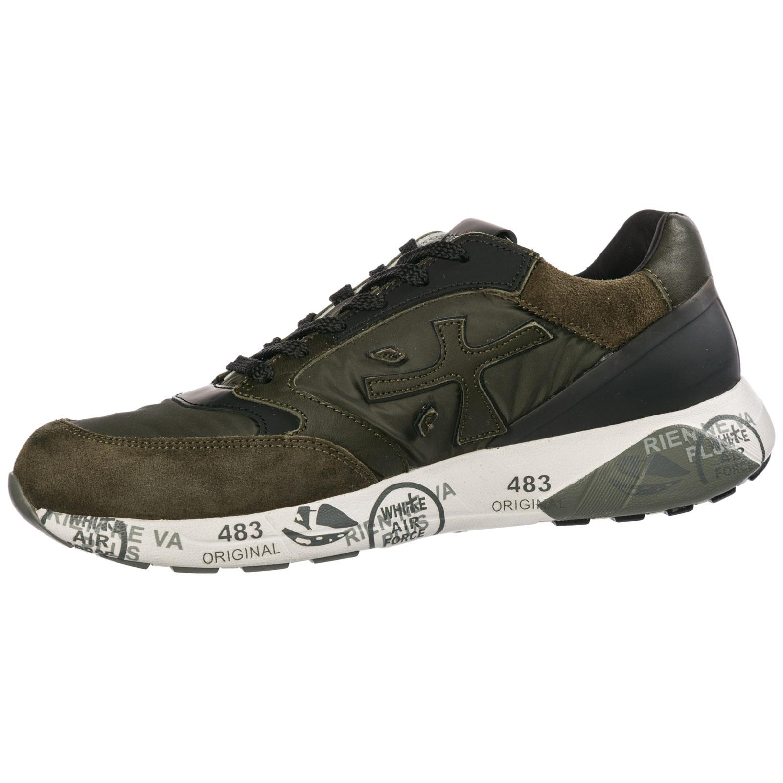 Scarpe sneakers uomo in pelle zac zac