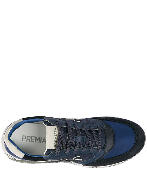 Men's shoes suede trainers sneakers zaczac secondary image