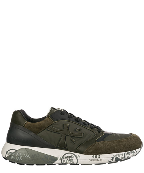 Men's shoes leather trainers sneakers zac zac