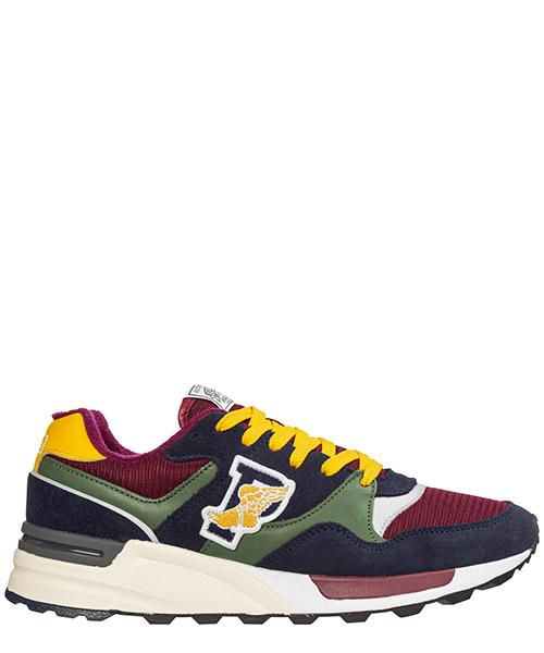 Sneaker Ralph Lauren trackster 100 809755008006 blu