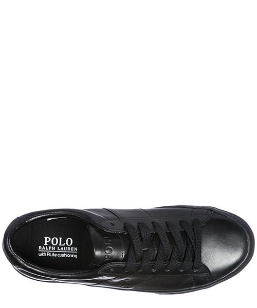 Zapatos zapatillas de deporte hombres en piel sayer secondary image