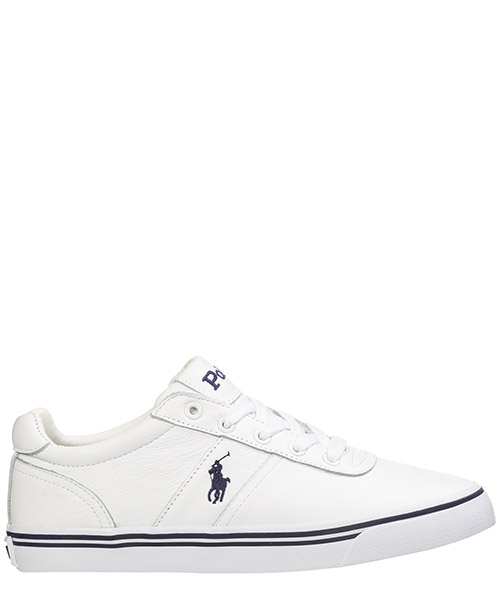 Zapatillas Ralph Lauren hanford 816765046002 bianco