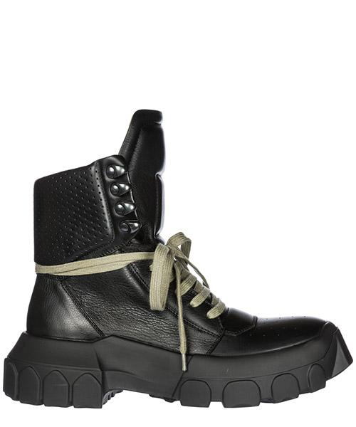 Ankle boots Rick Owens Sisyphus   RP18F4875LPO 99 black