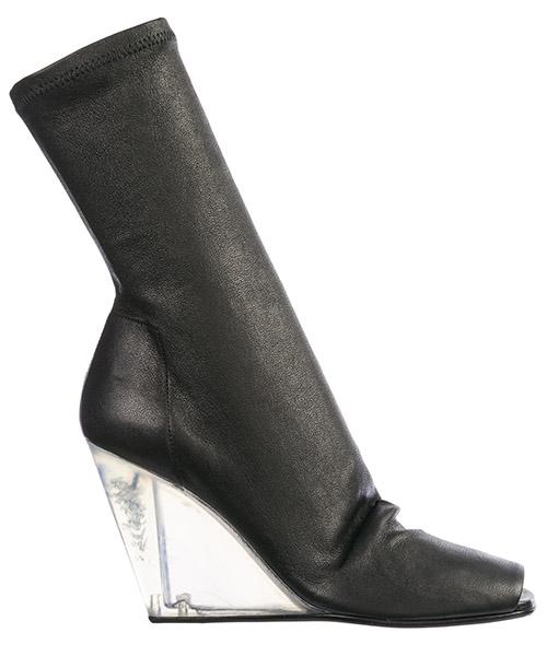 Boots Rick Owens RP19S6833LNS90 nero