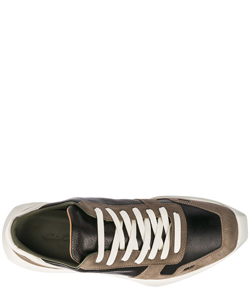 Men's shoes suede trainers sneakers secondary image