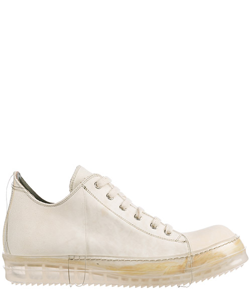 Sneakers Rick Owens No cap RU19S2881LHU10 milk