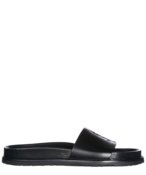 Ciabatte Saint Laurent 50020DWE001000 nero