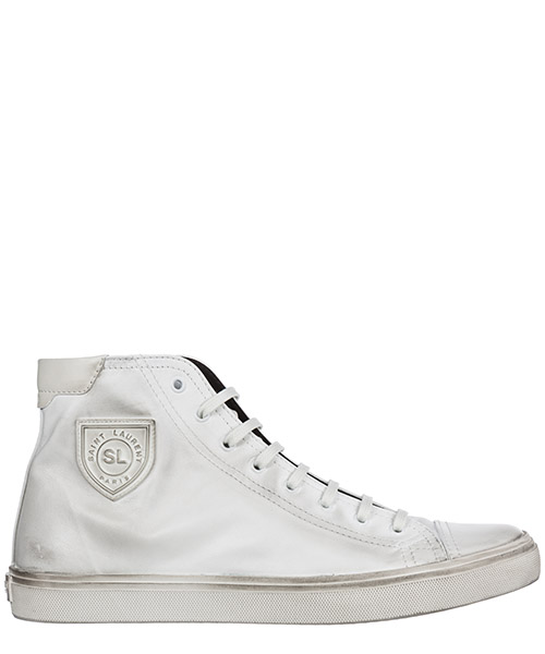 Sneakers Saint Laurent Bedford 5138310O6109030 blanc optic