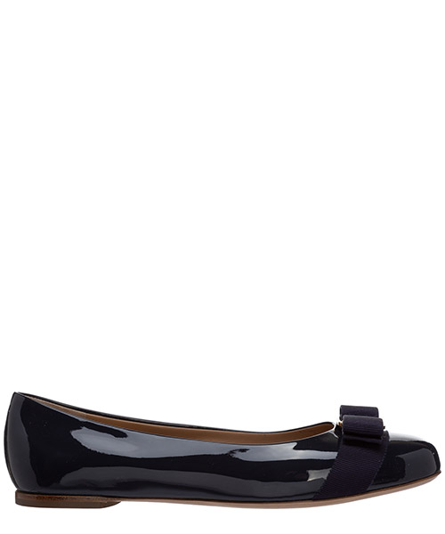 Ballet pumps Salvatore Ferragamo Varina 01A181 531538 oxford blu