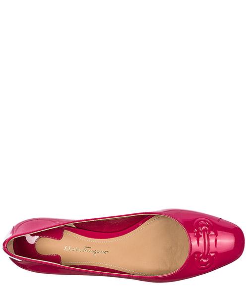 Damen leather ballet flats ballerinas  broni secondary image