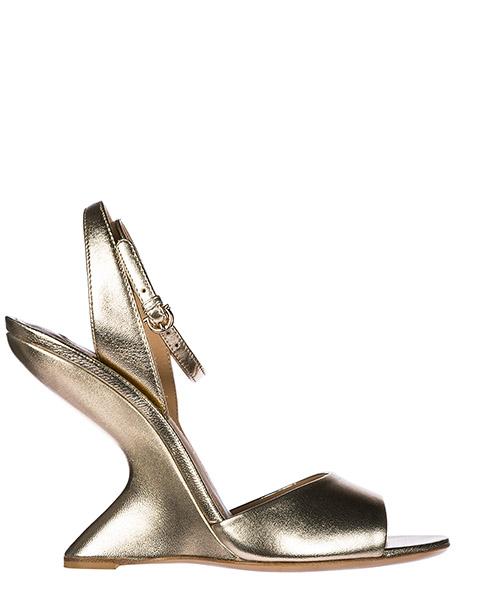 Sandals Salvatore Ferragamo Arsina 0686652 oro