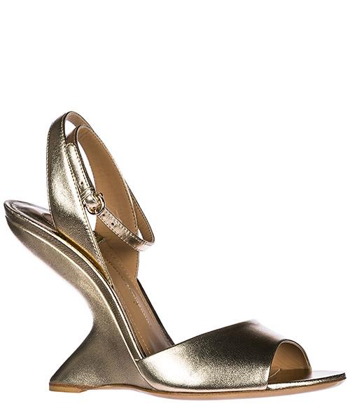 сандалии женские на каблуке кожаные arsina secondary image