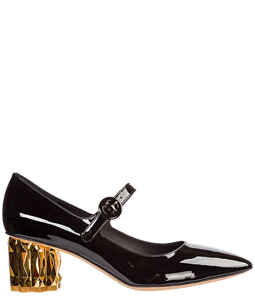 Pumps Salvatore Ferragamo 01Q032 715398 nero