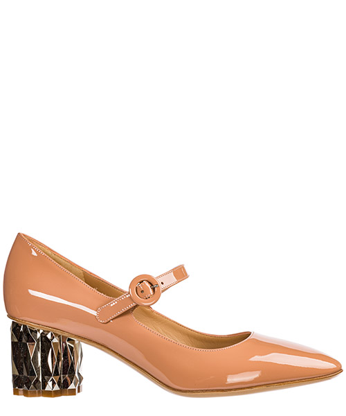 Pumps Salvatore Ferragamo 01Q032 715399 beige