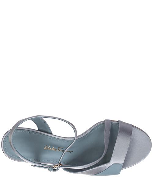 Damen sandalen mit absatz sandaletten olga secondary image